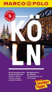 Titelseite Reiseführer Köln