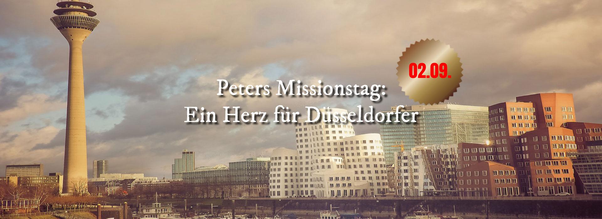 Aktionsbild ein Herz für Düsseldorfer